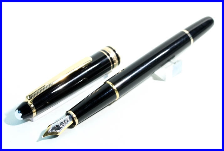 MONTBLANC Meisterstuck 144 Fountain Pen In MINT Condition